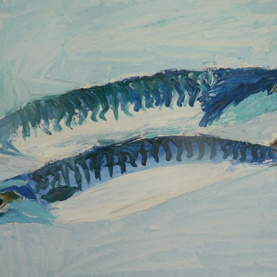 Ellie k's mackerel